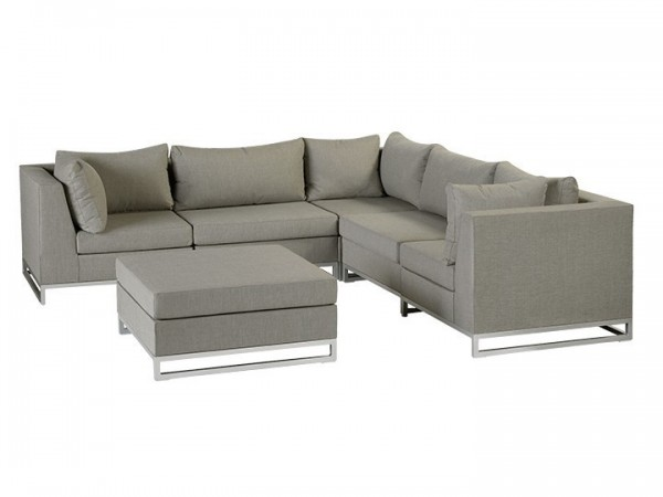 Chill-Lounge Living Rhodos Outdoor Lounge Set - taupe