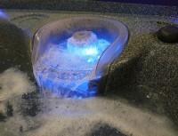 Whirlpool Zubehör Dreammaker Spas Grill und Deckel transparent