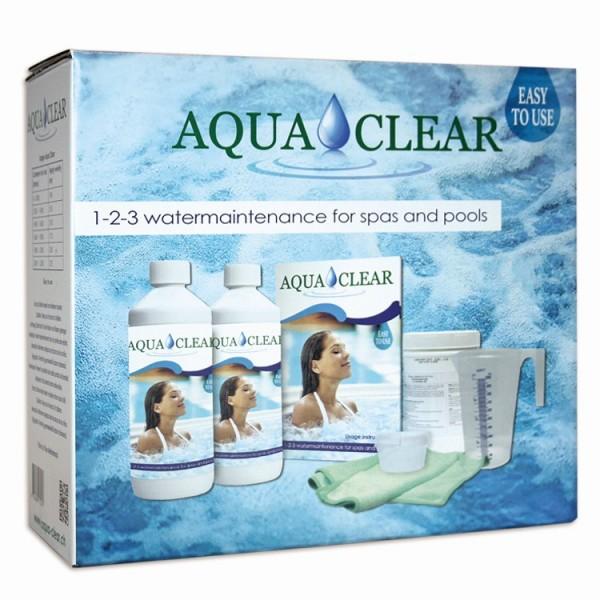 Aqua-Clear - All-in-one-Produkt - Chlorgranulat